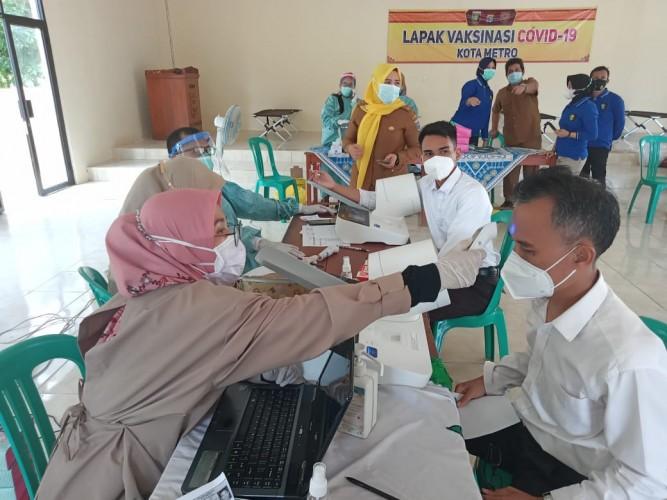 Anggota KTN Masuk Prioritas Vaksinasi