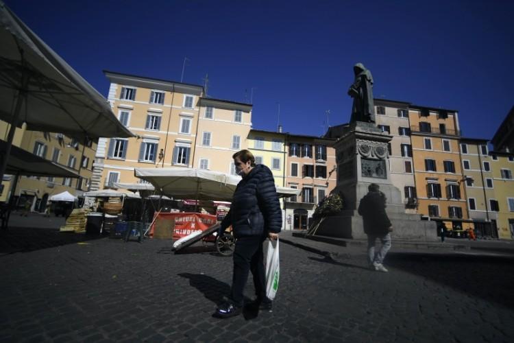 Angka Kematian Covid-19 di Italia Lampaui Tiongkok