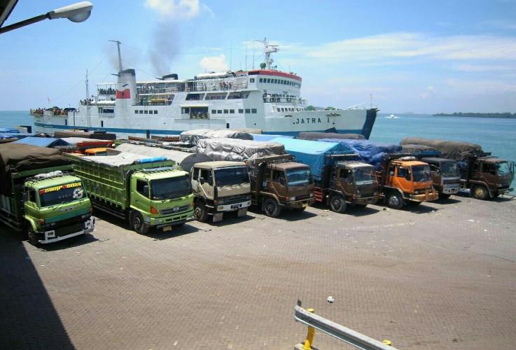 Angkutan Logistik Bakauheni-Merak Naik 3 Persen