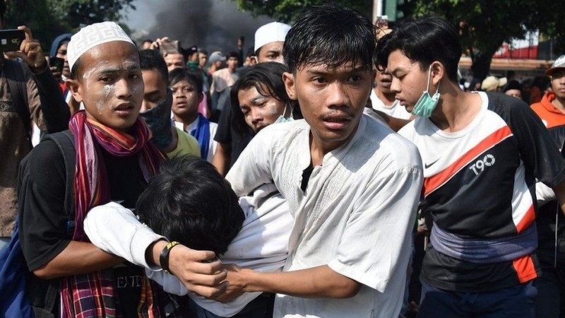 Anies Sebut Korban Kerusuhan Capai 737 Orang