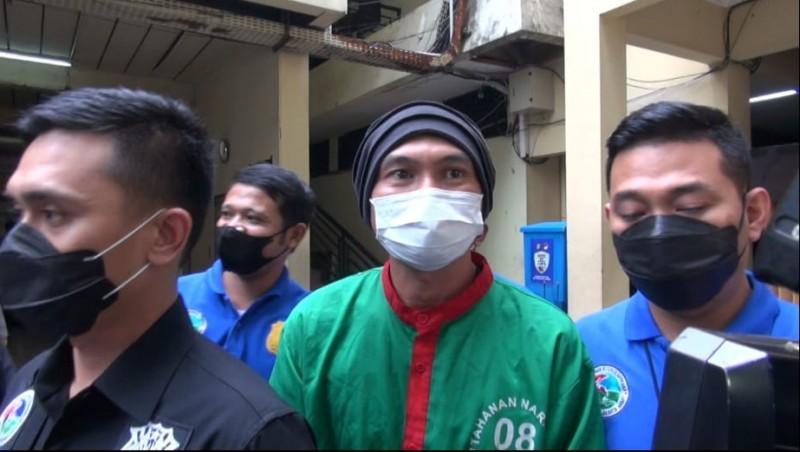 Anji Jalani Asesmen di BNNP Jakarta