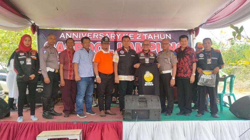 Anniversary 2 Tahun Gaspool Lampung Meriah