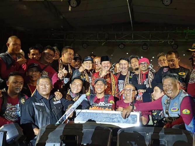 Anniversary 20 tahun SOGI Cabang Lampung Berfokus Pengenalan Budaya Lampung