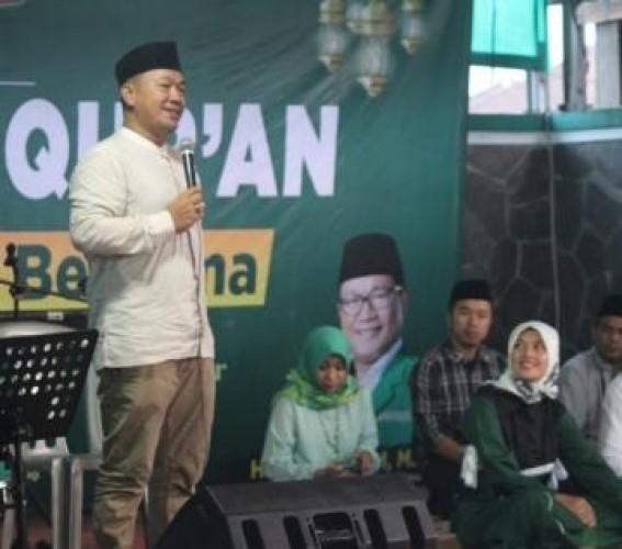 Ansor Lampung Ikhtiarkan Muktamar NU tak Munculkan Klaster Baru Covid-19
