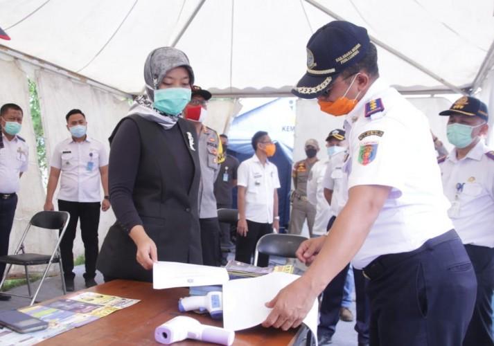 Antisipasi Arus Penumpang Kembali ke Jakarta