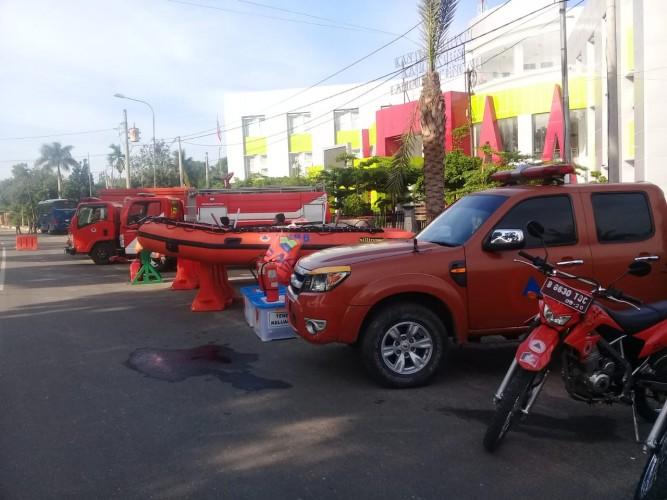 Antisipasi Bencana, BPBD Lamteng Siapkan Pos Pembantu