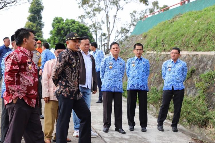 Antisipasi Bencana, Parosil Ajak Masyarakat Gotong Royong