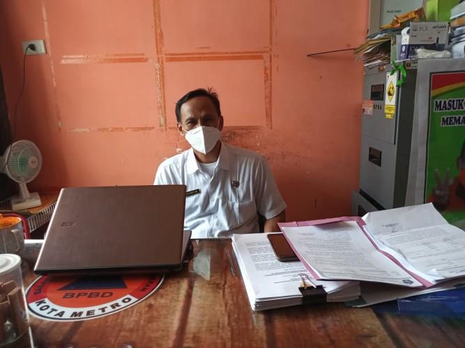Antisipasi Dampak Bencana, Metro Bentuk Tim Relawan Kelurahan
