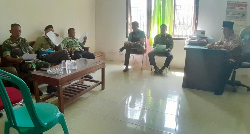 Antisipasi Mebludaknya Wisatawan Taman Kehati di Libur Lebaran, DLH Mesuji Gelar Rapat Koordinasi