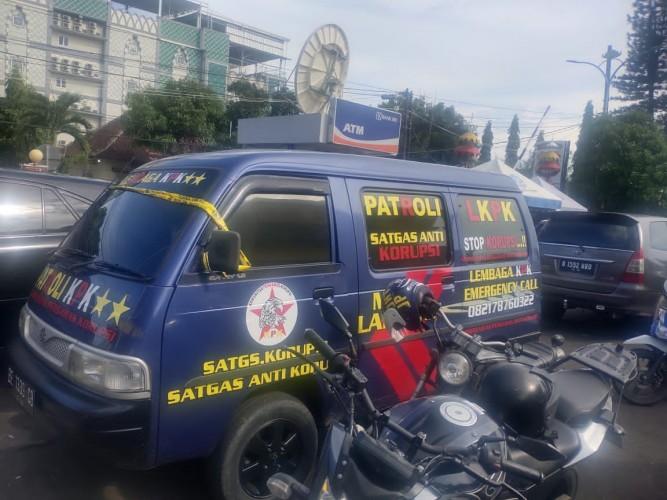 Aparat Tangkap Penadah Mobil Carry Hasil Curian