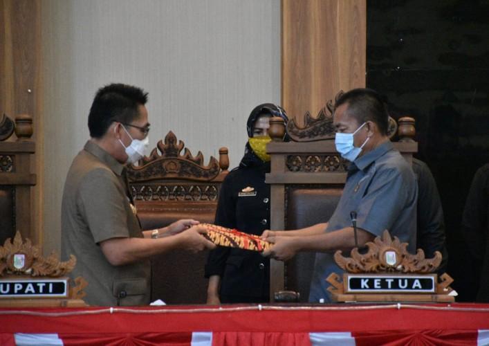 APBD Pemkab Lampung Timur di 2020 Turun