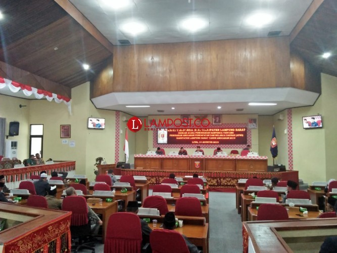 APBD Perubahan 2019 Lambar Rp1,13 Triliun