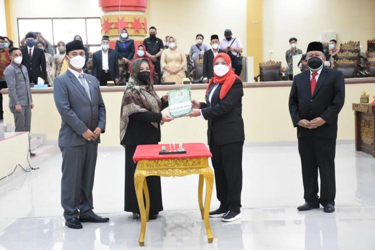 APBD Perubahan Bandar Lampung Tahun 2021 Bertambah Rp96 Miliar