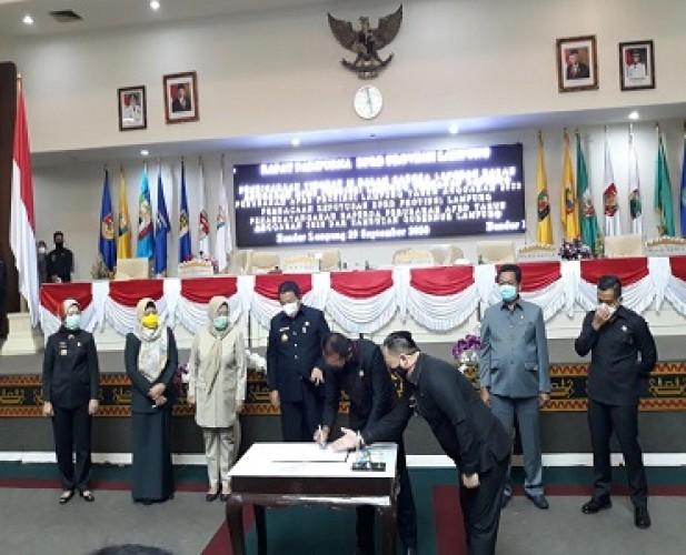 APBD Perubahan Lampung Difisit, Semua Pihak Harus Mengedepankan Sinergisitas
