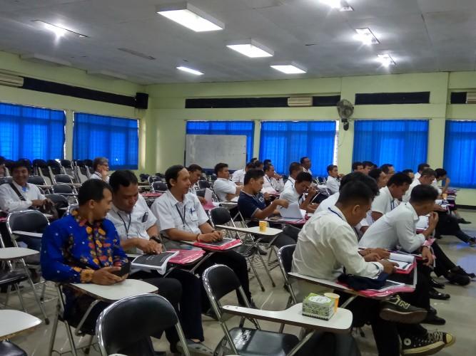 APEI Lampung Gelar Uji Kompetensi Tenaga Kelistrikan