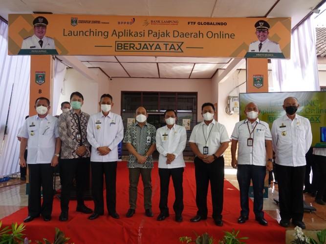 Aplikasi Pajak Daerah <i>Berjaya Tax</i> Permudah Layanan