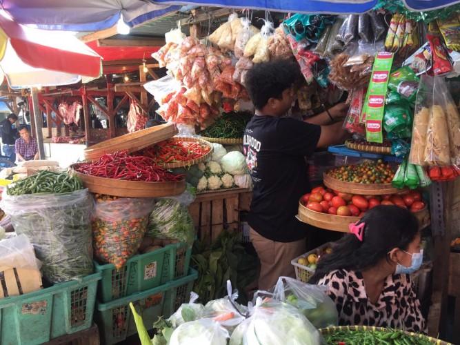 Aplikasi PeduliLindungi akan Diterapkan di Pasar Tradisional