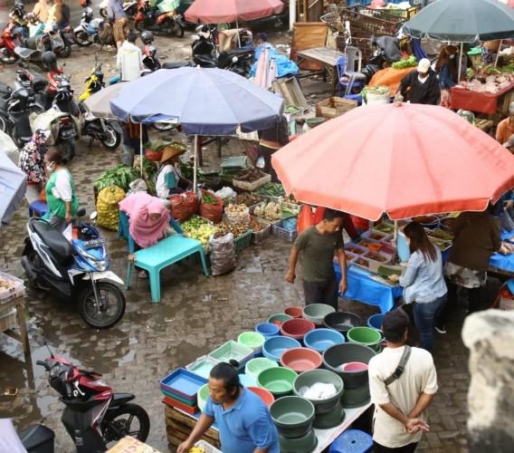 APPSI Lampung: Standar Prokes di Pasar Tradisional Perlu Disesuaikan