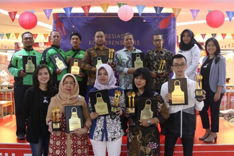 Apresiasi Juara Partner Go-Food 2019 Anugrahi 6 Nominasi