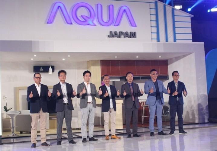AQUA Japan Hadirkan 4 Produk Baru