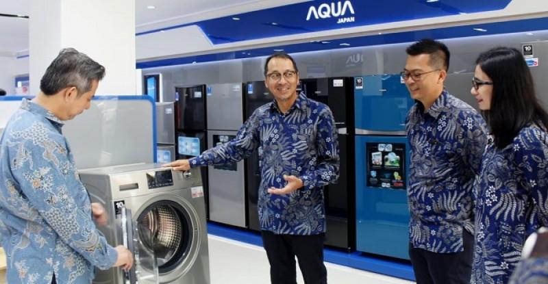 AQUA Japan Resmikan Brand Shop Terbaru