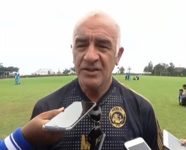 Arema FC Ditinggal Pelatih Mario Gomez