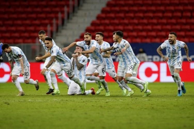 Argentina Tantang Brasil di Final Copa America