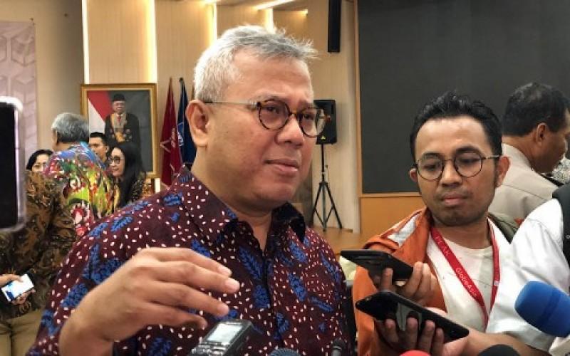Arief Budiman Dipecat dari Jabatan Ketua KPU