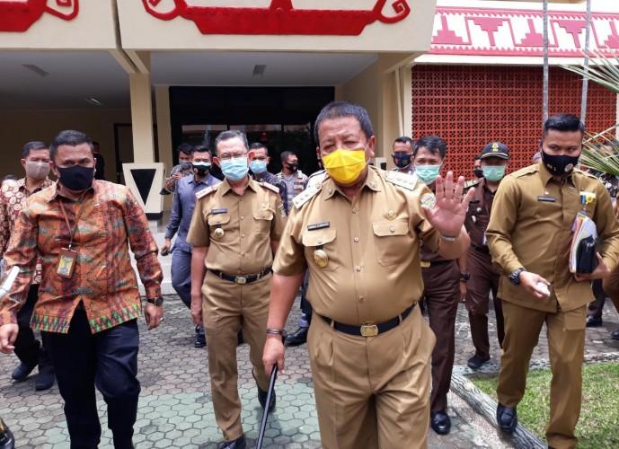 Arinal Ajak Semua Pihak Jaga Kondusifitas Daerah Sikapi Omnibus Law