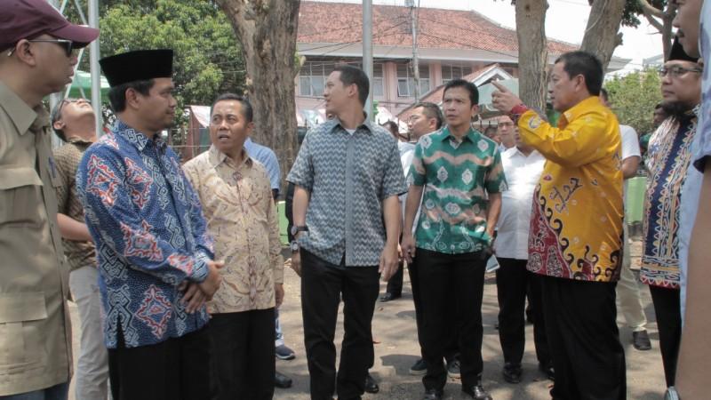 Arinal akan Dirikan Masjid Nasional di Enggal