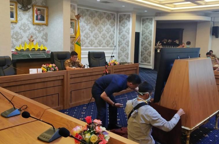Arinal Akan Video Conference dengan Presiden Jokowi Bahas Covid-19