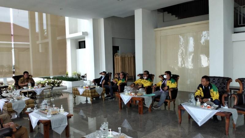 Arinal Apresiasi Atlet PON Bawa Lampung Masuk 10 Besar