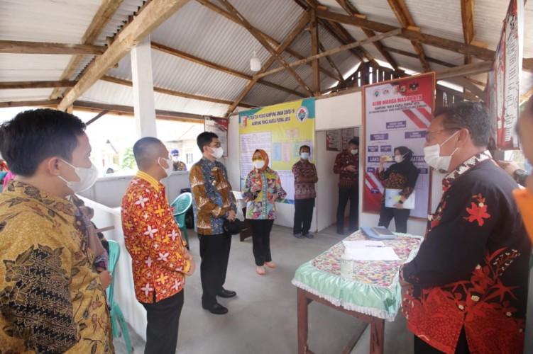 Arinal Bentuk Tim Monitoring Pantau Pelaksanaan PPKM Mikro
