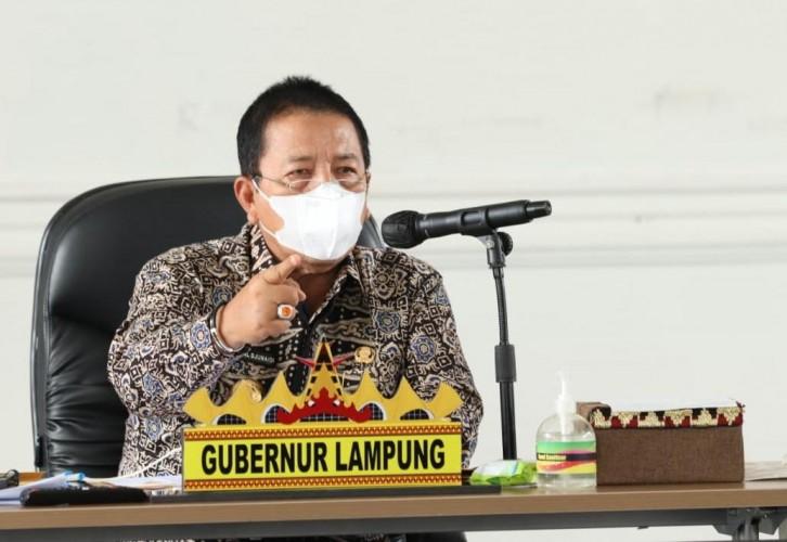 Arinal Berharap Muncul Tokoh Penerus yang Jadi Mitra Pembangunan Lampung