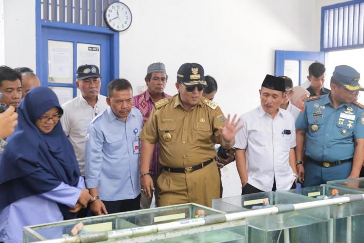 Arinal Bertekat Kembangkan Potensi Laut Lampung