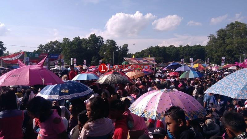 Arinal Deklarasikan Pujo diMetro