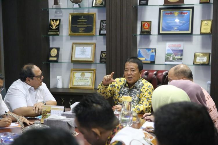 Arinal Dorong Peningkatan Infrastruktur Akses Jalan Wisata