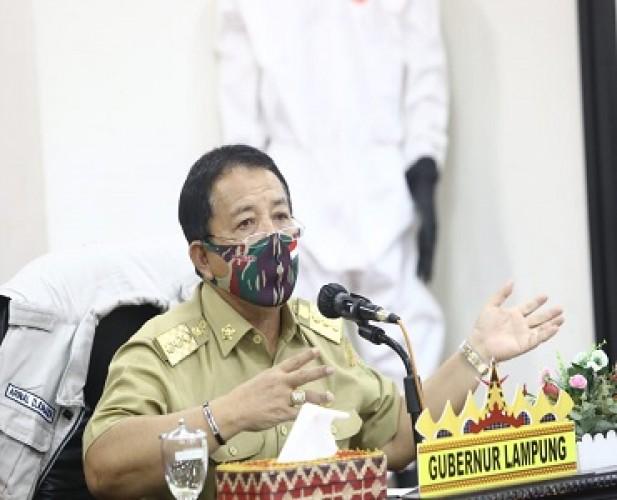 Arinal Imbau Gubernur Se-Sumatra Perketat Syarat Perjalanan