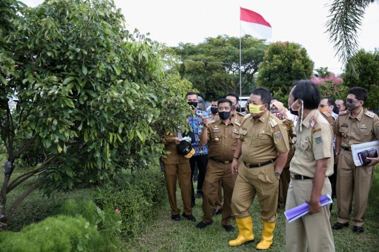 Arinal Kembangkan Agro Park dengan Tanaman Langka