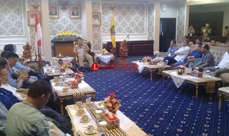 Arinal:Lampung Penuhi Syarat untuk Jadi Ibukota Negara