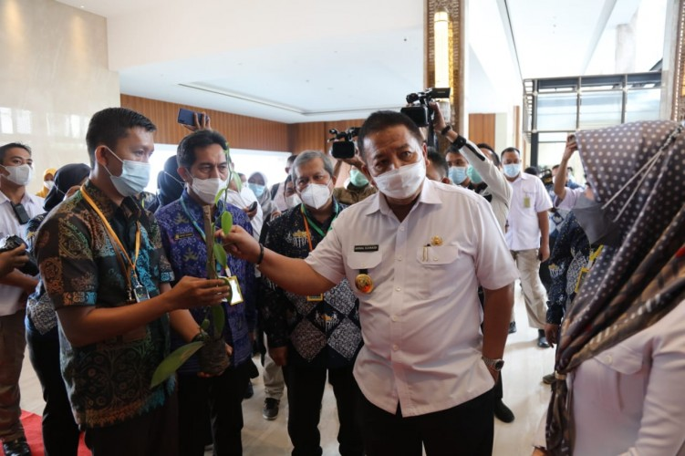 Arinal: Lampung Punya Kemandirian Pangan dan Ekspor Pertanian