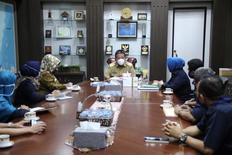 Arinal Minta BPOM Kendalikan Obat dan Makanan Berbahaya di Lampung