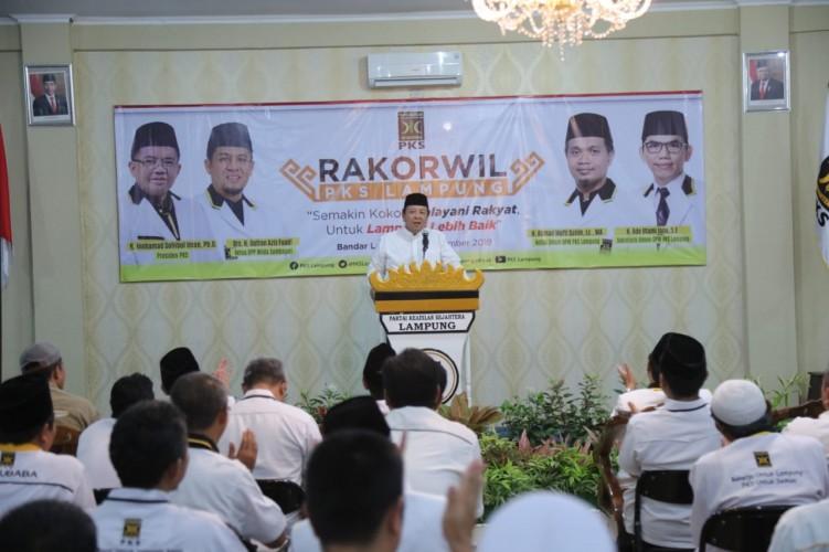 Arinal Rangkul PKS Sukseskan Pembangunan