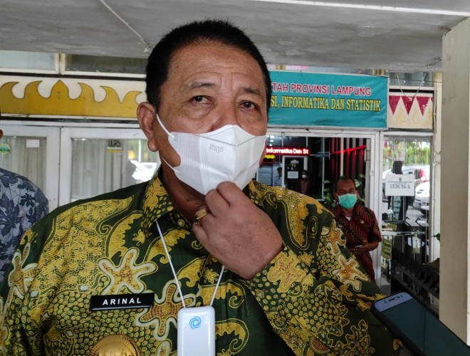 Arinal Tak Pernah Izinkan Benur Lampung Diekspor