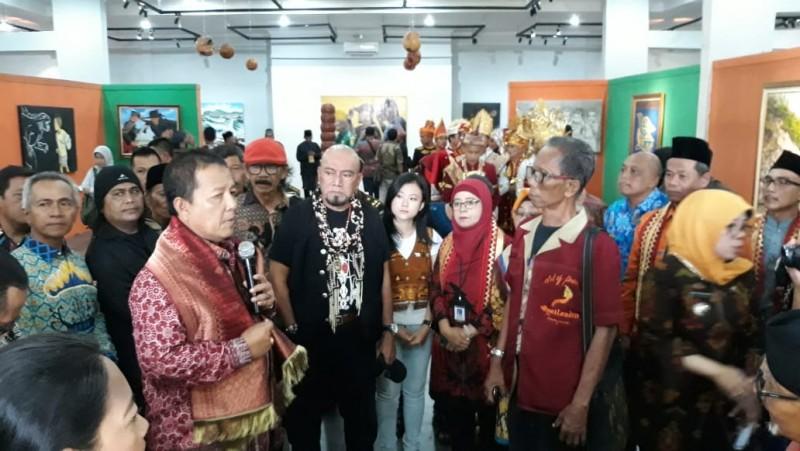 Arinal Terus Lestarikan Seni Budaya di Kalangan Milenial