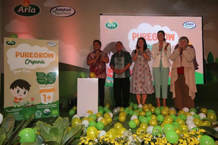 Arla Indofood Luncurkan Susu Pertumbuhan Organik Pertama di Indonesia
