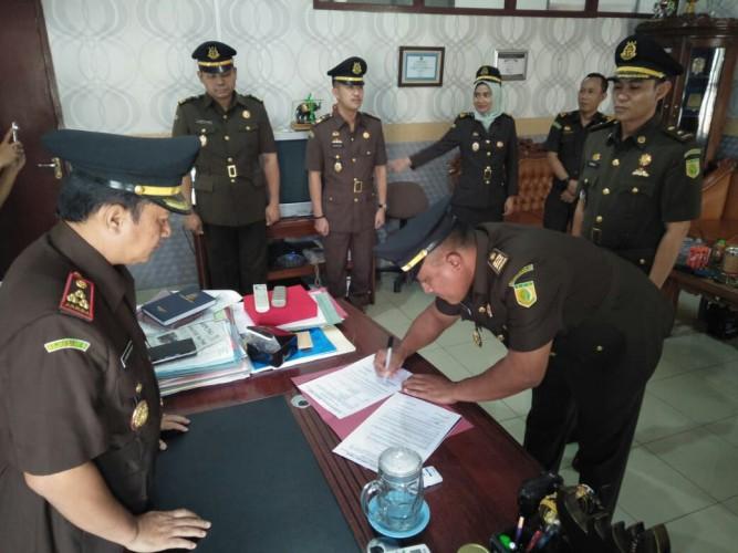 Arliansyah Adam Jabat Kasie Pidum Kejaksaan Negeri Lampung Timur