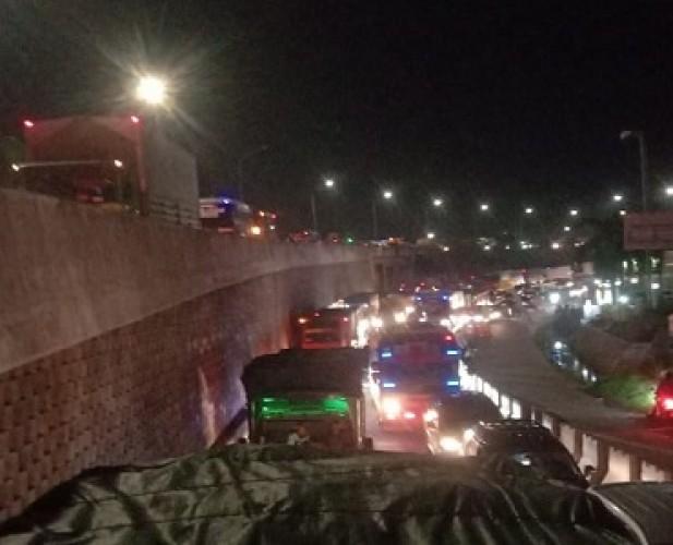 Arus Balik, Ribuan Kendaraan Mengular di Pelabuhan Bakauheni