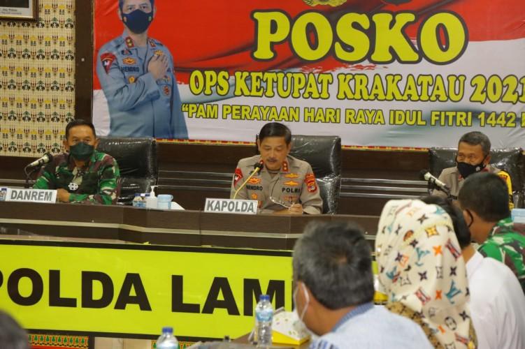 Arus Balik Sumatra ke Jawa Wajib Bawa Surat Bebas Covid-19