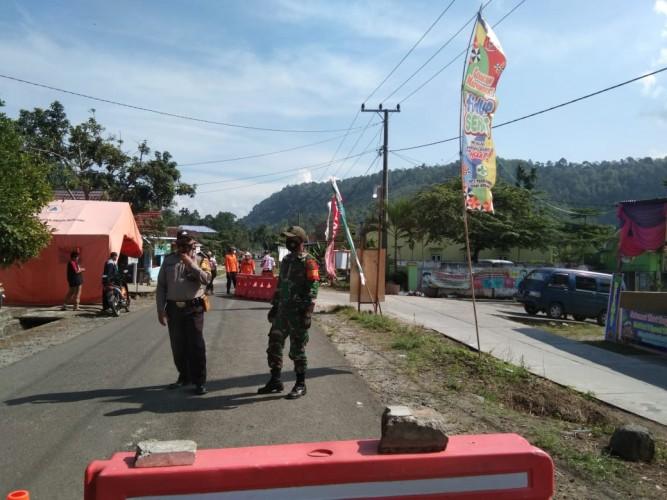 Arus Lalu Lintas Lampung Barat-OKU Lengang